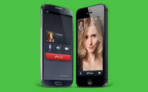 LINE app, LINE VoIP and messaging, LINE for Android