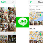 "LINE Releases Toss to Make it Easier to Share ""Hundreds"" of Photos and Videos in Groups"