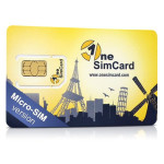 OneSimCard Announces the Availability of Its Data and Roam Solution for Travel