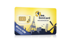OneSimCard International Roaming SIM Now Being Offered Through Malaysia Airlines