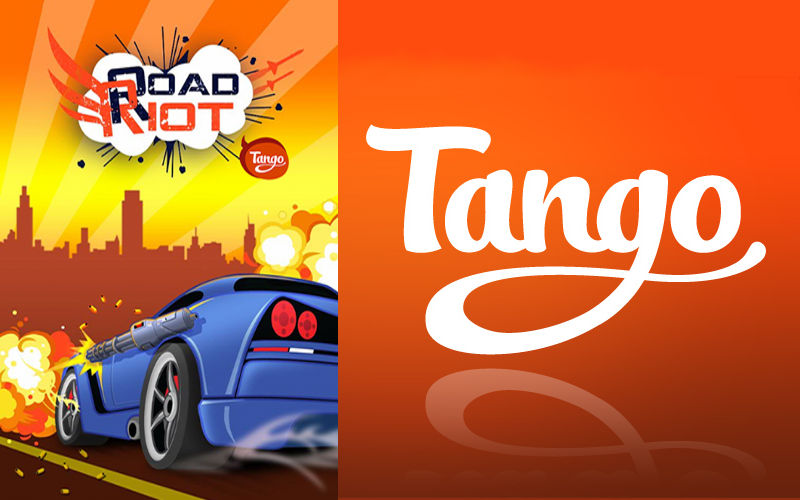 Road Riot for Tango Becomes the First Tango Game to Hit 10 Million Total Downloa...