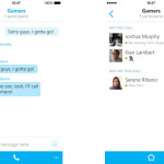 Skype 5.4 for Apple iPhone Lets You Host Group Audio Calls, a First for Skype on Smartphones
