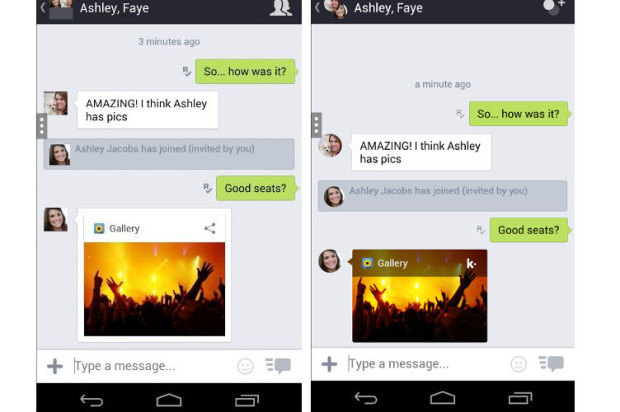 how to change profile picture fir messenger