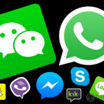 Electronic Frontier Foundation Rates WhatsApp, Snapchat, Skype, Low for Security