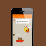Latest Update for Nimbuzz on iPhone Makes Chat Room Improvements, Enables Chat Sharing via Email
