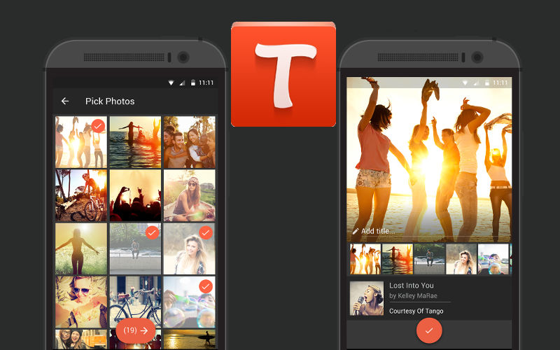 Share Snapshots and Tunes With Tango's New Music PIX App, Now Available on...