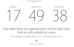 Are You Looking Forward to the iPhone 6? Watch the Launch Event Live