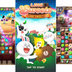 Satisfy Your Sweet Tooth and Your Gaming Cravings With LINE Sweets on iOS and Android