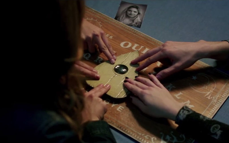 Snapchat Ads Arrive, With First Ad for Ouija Giving Users an Early Halloween Sca...