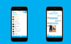 Skype for iPhone, Skype for Apple smartphones, VoIP and IM updates