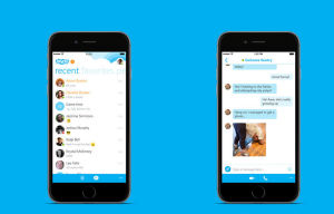 Skype for iPhone Receives Optimizations for Larger-Screened iPhones in Latest Update