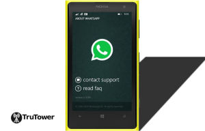 WhatsApp Messenger for Windows Phone Receives New Features and Improvements