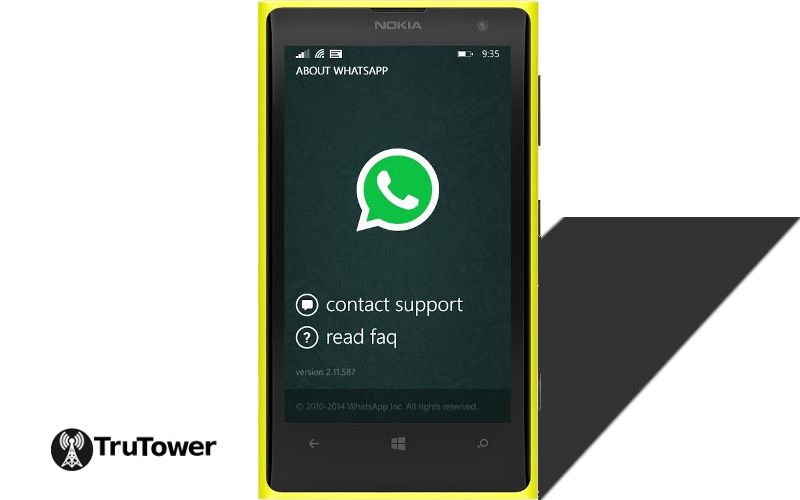 WhatsApp for Windows 10 Mobile receives new emoji, audio notifications, and more