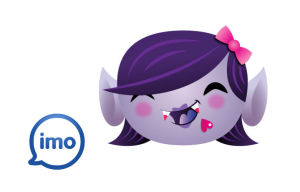 New Vamps imo.im Stickers Bring the Cuteness of Vampires to a Whole New Level