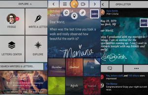 Lettrs, the Digital Letter-Writing Messaging App, Releases Its Application for Apple iPad