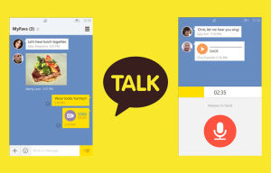 KakaoTalk for Windows Phone 8.1 Updated With Live Tile Notifications and More
