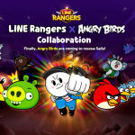 Rovio's Angry Birds Make Appearances in LINE Rangers for a Limited Time Through November 17