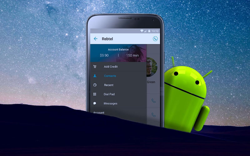Rebtel Releases Version 4.0 of Its Android App, Bringing New Look and User Exper...
