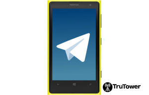 You Can Now Share and Save Documents and Videos With Telegram Messenger Beta for Windows Phone 8.1
