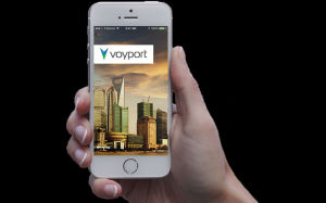 Voyport Voice roaming, international roaming costs, business travel