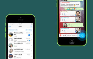 WhatsApp Messenger Now Optimized for Apple iPhone 6 and 6 Plus