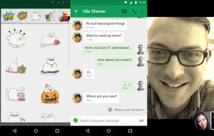 "Google Hangouts for Android Now ""Smarter, Faster, and a Lot More Fun,"" Includes Video Filters"
