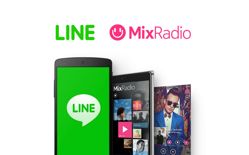 LINE Music: LINE Acquires MixRadio from Microsoft in Deal Expected to Close by &...