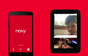 Movy Provides 1-Tap Video Messaging of Any Length on the Android Platform