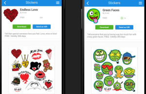 "Nimbuzz Launches ""Selected"" Hi-Art Sticker Packs in Its N-World Store"