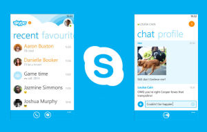 Skype being built into Messaging, Phone and Video apps on Windows 10 this summer
