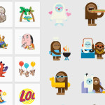"""Facebook Launches """"Stickered"""" App for Messenger, Lets You Put Stickers on Your Photos"""