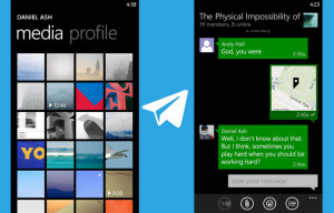 Telegram Messenger for Windows Phone Gains Faster Photo Viewer and More