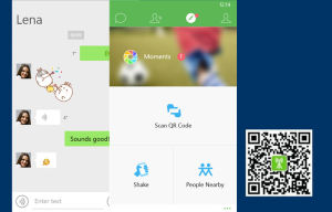 WeChat for Windows Phone Updated With Fresh New Design