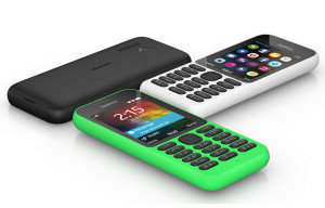In the Market for a New Dual-SIM Feature Phone With Facebook Messenger Built In? Meet the Nokia 215