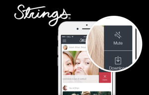 Strings Mobile Messaging App for iPhone Gains 9,700 Percent More Users in First Week of 2015