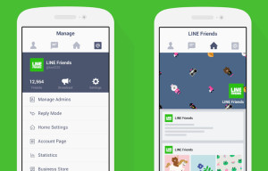 LINE@ Goes Global, Bringing LINE Communication to Businesses and Individuals