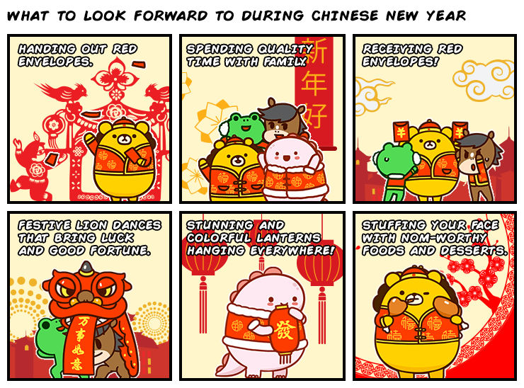 WeChat, Happy Spring Festival, Chinese New Year