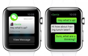 WeChat Will Make an Appearance on Apple Watch. Here's What to Expect