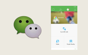 Wechat, Windows smartphone, WEChat app