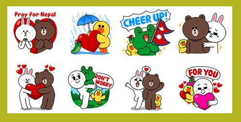 LINE app, LINE free calls and messages, VoIP and IM