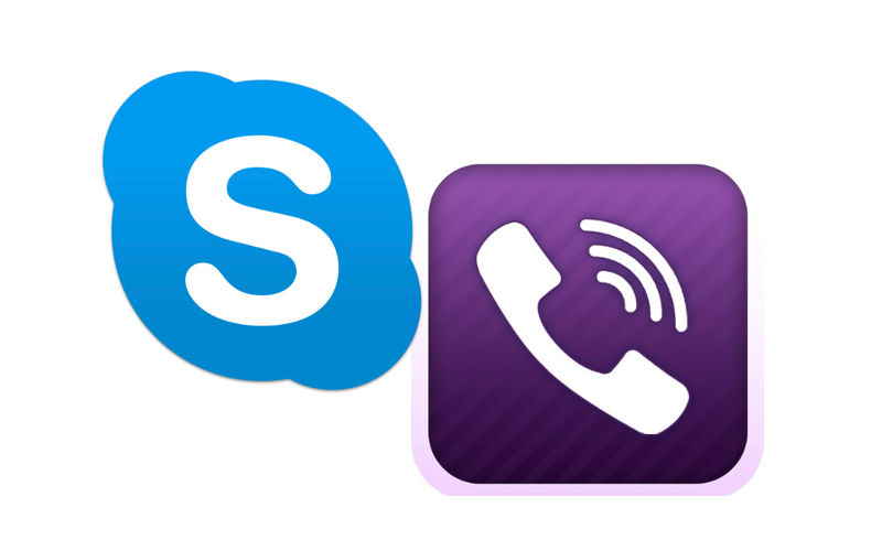 Viber skype offering free voip calls to landlines and mobile phones