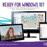Viber Unveils Windows 10 Version at Microsoft's Build in San Francisco