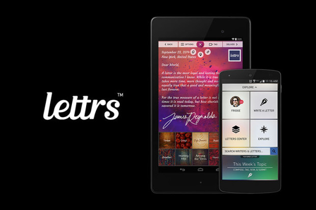 "lettrs Messaging App Announces New Chairman and Launch of ""Woman of Note"" Collection"