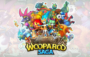 LINE WOOPAROO SAGA, a Social Monster Training and Evolving Game, Launches on iOS, Android