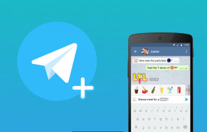 Telegram with Aniways seeks to take your Telegram Messaging experience to a whole new level