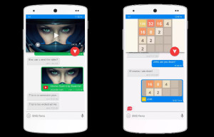 Invi Messaging app for iOS, Android differentiates with mini-apps, customization