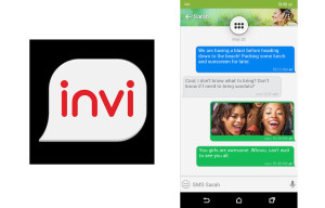 Messaging app invi raises $2 million in funding round led by former CTOs of SINA and Tencent