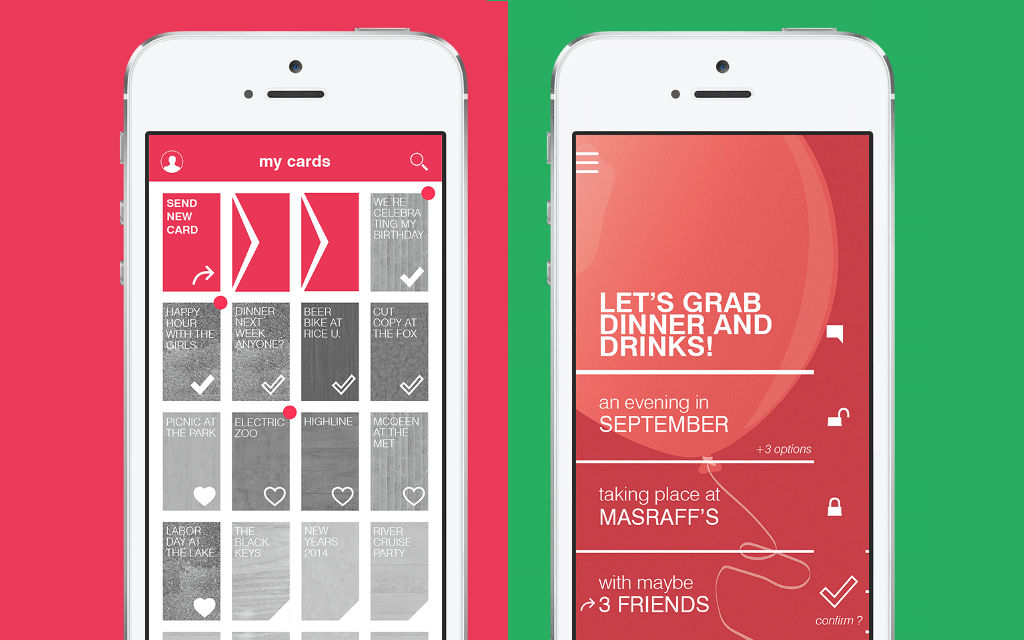 Fête app now available on iOS and Android – Social planning at your finge...