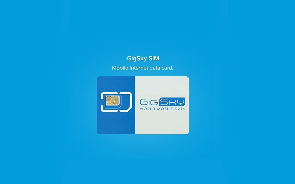 Travel SIM card specialist GigSky announces partnership with ALSO