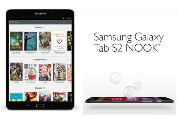 8 reasons Nook's spin on Samsung Galaxy Tab S2 is worth your while